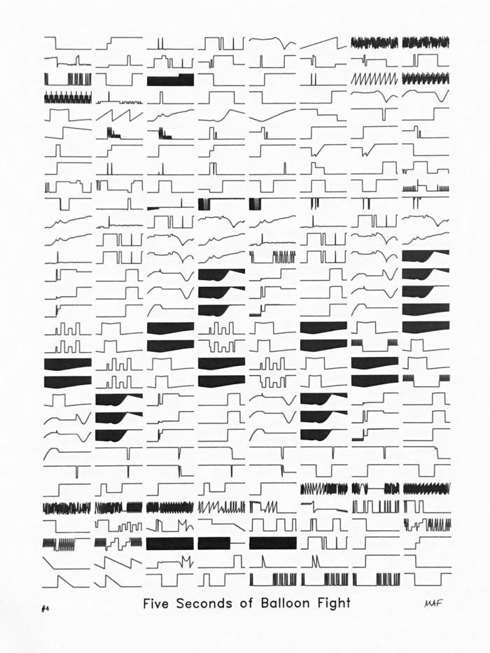 Michael Fogleman: Plotter Drawings